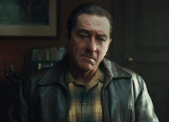 Caption: Robert De Niro in 'The Irishman' (2019)