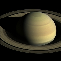Caption: Saturn and its beautiful rings, imaged by the Cassini spacecraft., Credit: NASA/JPL-CALTECH