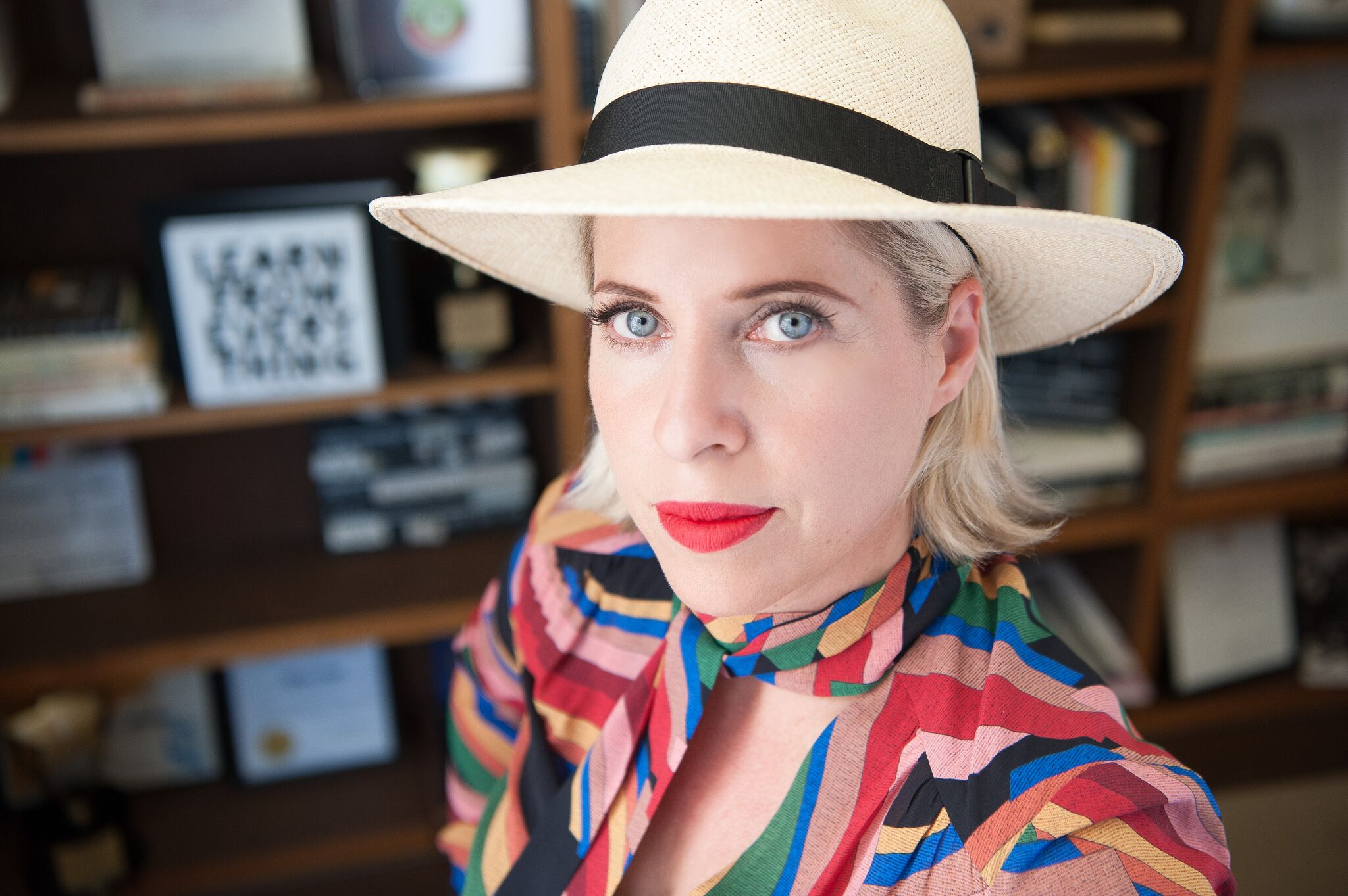 Caption: Tiffany Shlain
