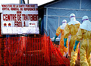 Caption: Stopping Ebola, Credit: Seth Shostak
