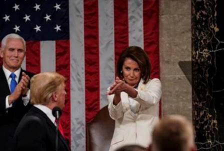 Caption: Nancy Pelosi