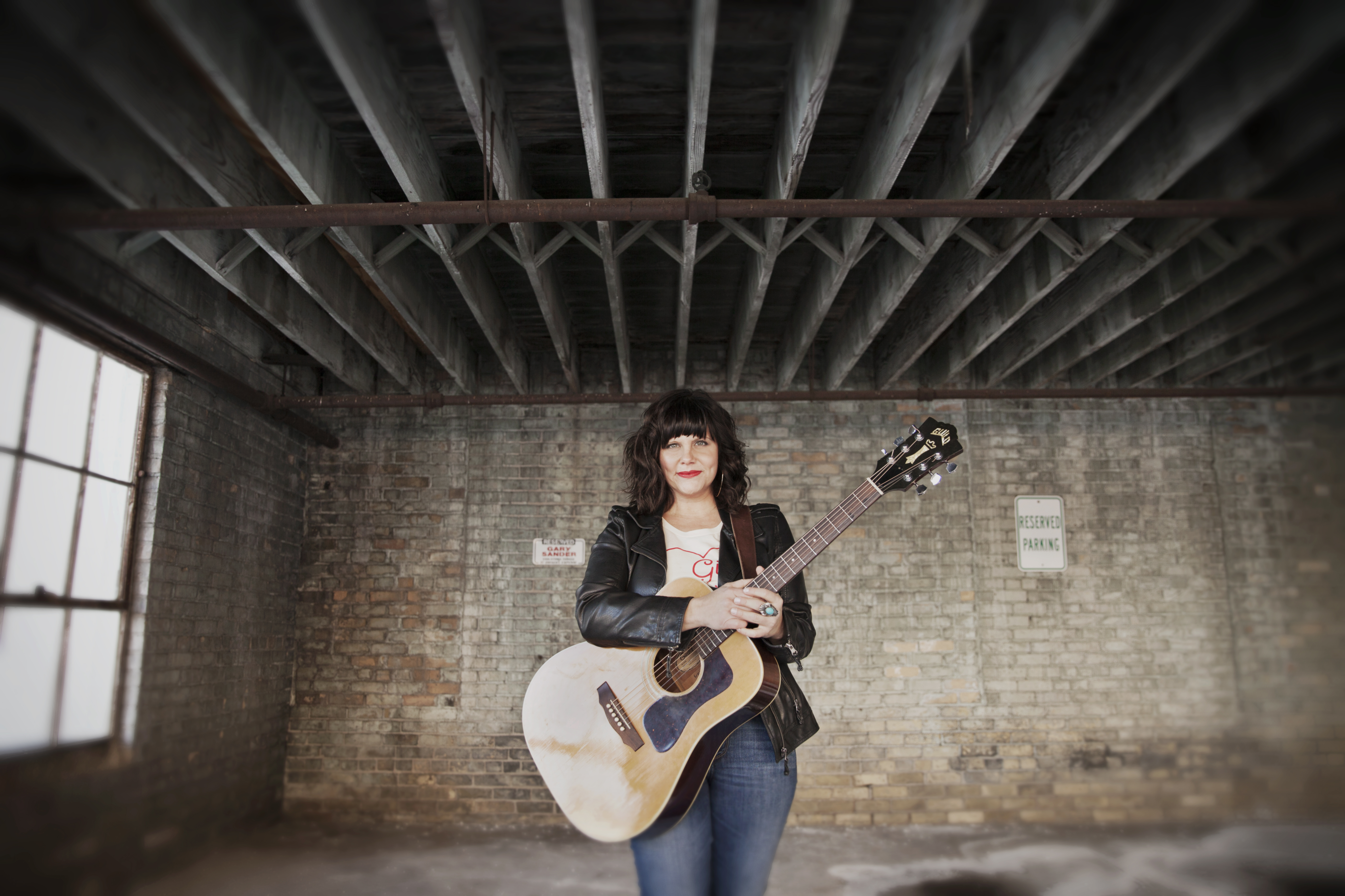 Caption: Singer Songwriter Vicky Emerson, co-founder of Front Porch Group, Credit: Katie Cannon