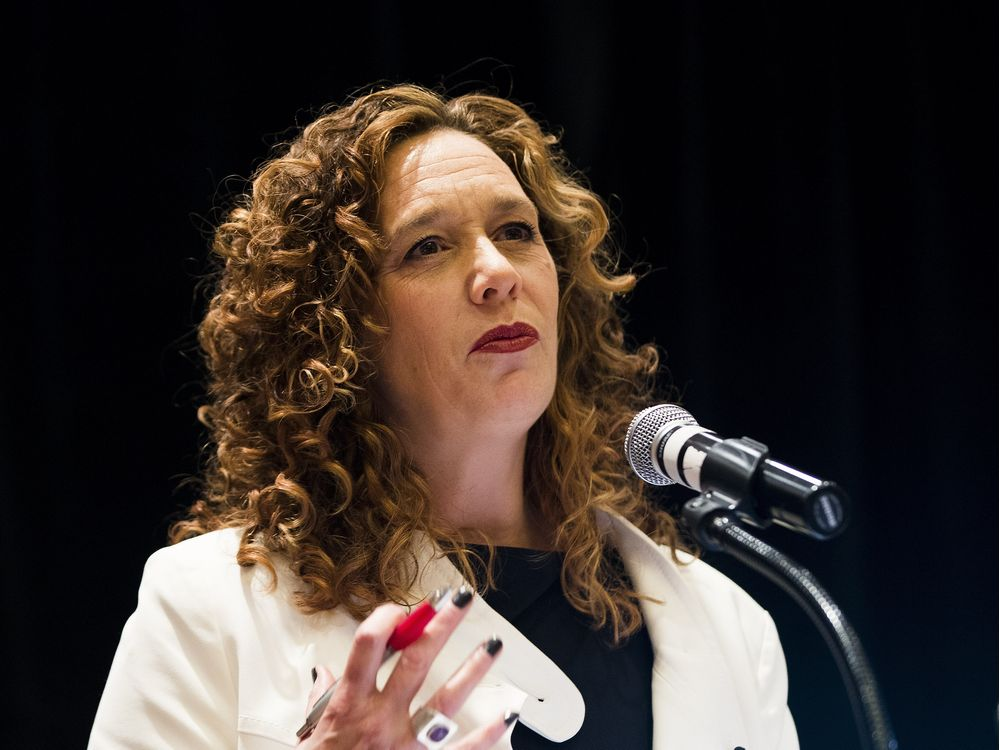 Caption: Tzeporah Berman