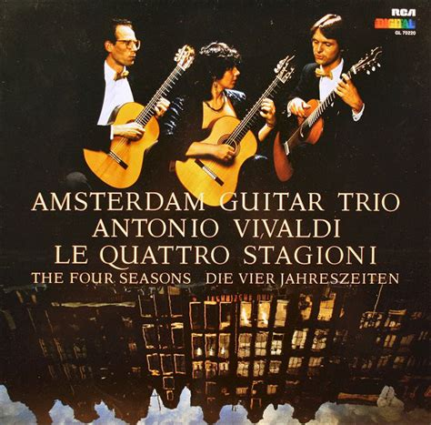 Caption: Amsterdam Guitar Trio, Credit: RCA Records