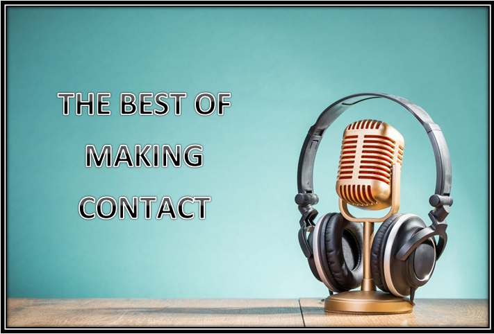 Caption: best of making contact