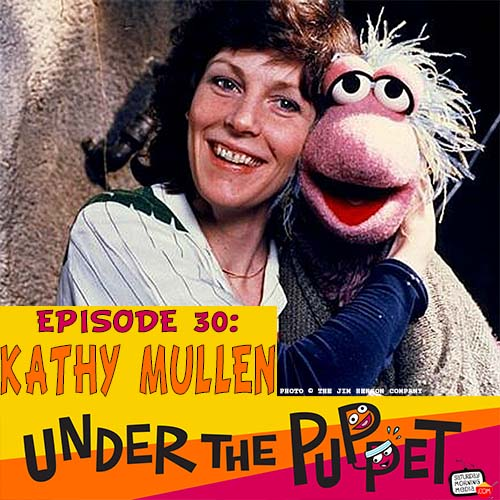 Caption: Kathy Mullen on Fraggle Rock, Credit: The Jim Henson Company