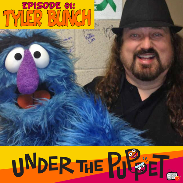Caption: Tyler Bunch and Harry Monster, Credit: Tyler Bunch