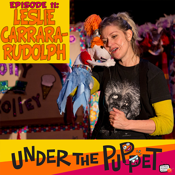 Caption: Leslie Carrara-Rudolph, Credit: Leslie Carrara-Rudolph