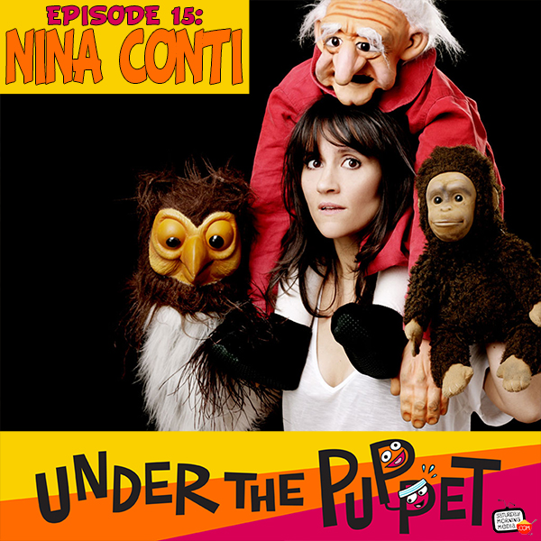 Caption: Nina Conti, Credit: Nina Conti