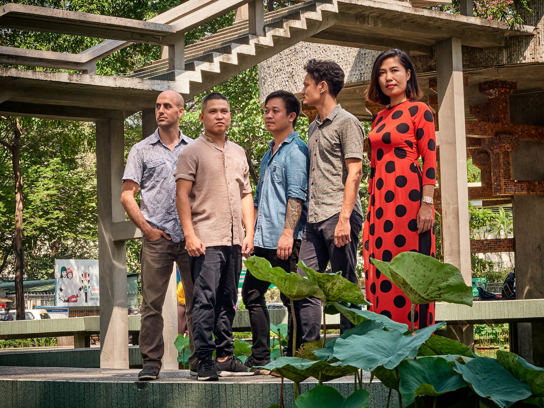 Caption: Saigon Soul Revival, Credit: Photo by Duke Dien