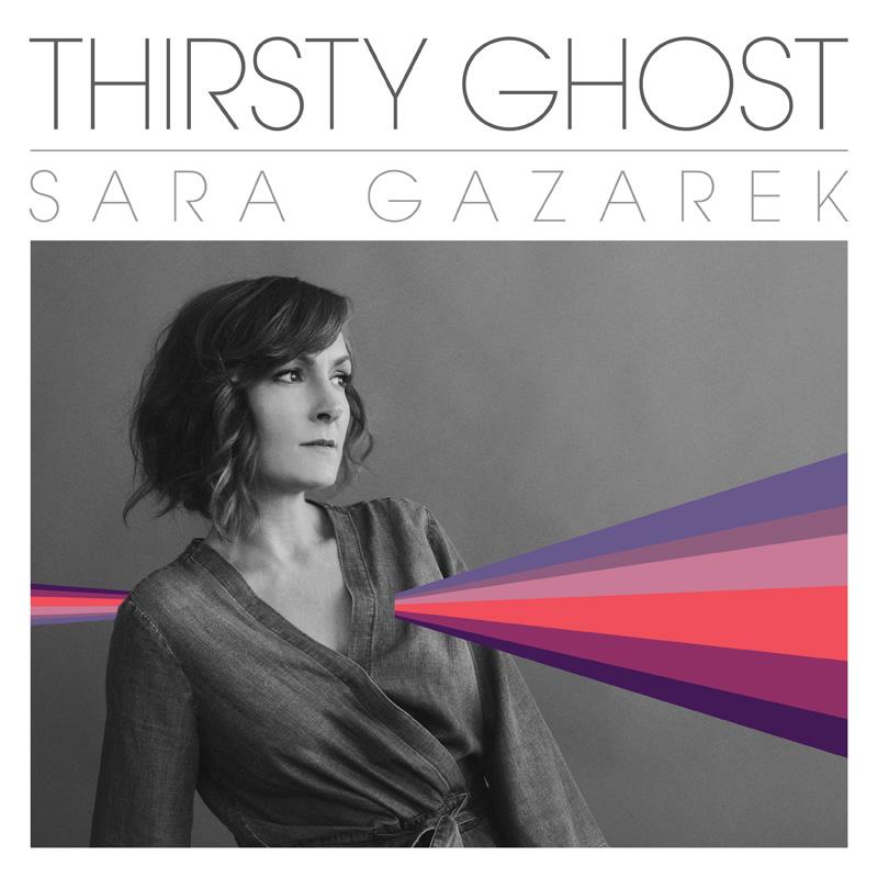 "Caption: Sara Gazarek's latest album ""Thirsty Ghost"" is nominated for 2 Grammy Awards"