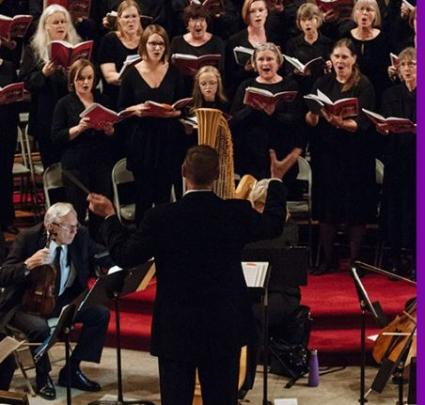 Caption: Borealis Chorale