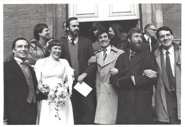 Caption: Jones Lewis Wedding