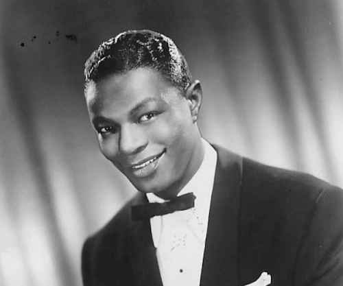 Caption: Nat King Cole