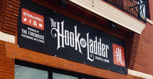 Caption: The Hook and Ladder Theater & Lounge in Minneapolis, MN, Credit: Colleen Cowie