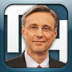 Caption: Thom Hartmann