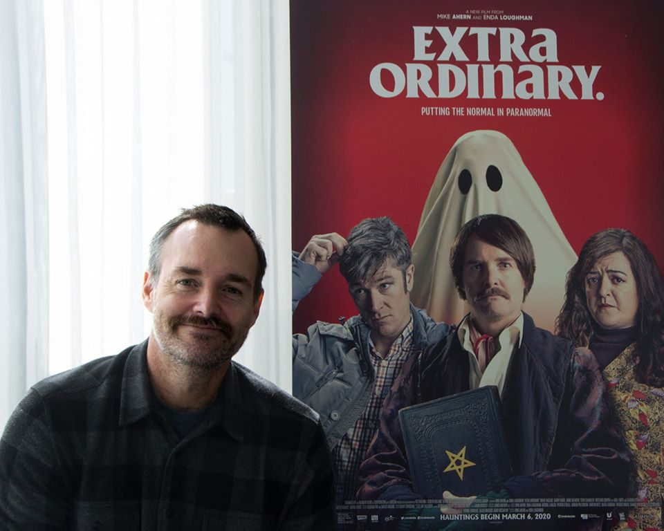 Caption: Will Forte, San Francisco, CA 2/17/2020, Credit: Andrea Chase