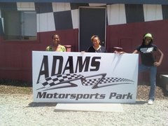 Caption: Adams Motorsport Park