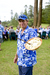 Caption: Lisle Snell at Island Fish Fry, Credit: jake Warga