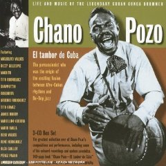 Caption: Afro Cuban Jazz (Chano Pozo), Credit: Amazon.com