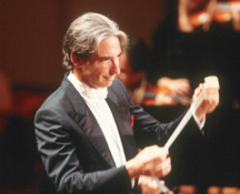 Caption: Michael Tilson Thomas, Host of Keeping Score