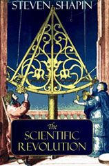 Caption: The Scientific Revolution, by Steven Shapin. Published by University of Chicago Press, 1998