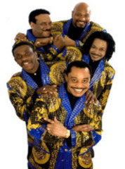 Caption: Ron Banks (top left) and the Dramatics, Credit: http://www.myspace.com/therealdramatics