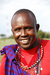 Caption: Kipas chief of Enkereri Village Masai Mara, Credit: Paula Kahumbu