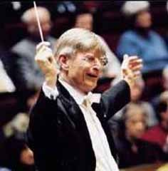 Caption: Herbert Blomstedt
