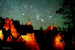 Caption: Bryce Canyon at night, Credit: Wally Pacholka