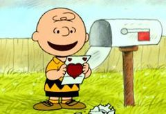 "Caption: ""Be My Valentine Charlie Brown"" is among the many tributes to love on ""The Cartoon Carnival Valentine Special"", Credit: Charles Schultz"