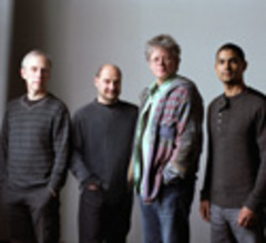 Caption: Kronos Quartet, Credit: Michael Wilson