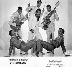 Caption: The Butlers featuring Frankie Beverly