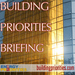 Caption: Building Priorities Briefing image