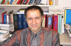 Caption: Dr. Ramin Asgary