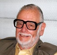 Caption: George A. Romero, May 13, 2010, San Francisco, CA, Credit: Andrea Chase