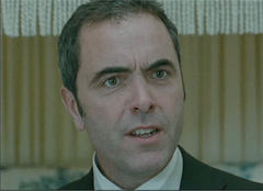 "Caption: Closeup of James Nesbitt in ""Five Minutes of Heaven"""