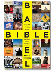 Caption: Bible Babel Cover, Credit: Harper Collins