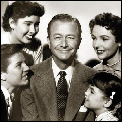 "Credit: <a href=""http://www.cbs.com/"">""Father Knows Best,"" CBS</a>"