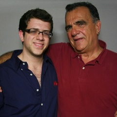 "Tony Perri (R) tells his grandson, Jeffrey (L) about coming out as a gay man. <a href=""http://www.prx.org/pieces/43204-storycorps-tony-perri-and-jeffrey-perri"">Listen here</a>. Credit:"
