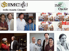 IMC - India meets Classic presents... StudioTalks. Credit: IMC - India meets Classic presents... StudioTalks.