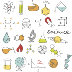 "Credit: <a href=""http://www.shutterstock.com/pic-109141154/stock-vector-science-icons-doodles-vector-set.html"">Shutterstock</a>"