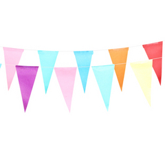 "Credit: <a href=""http://www.shutterstock.com/pic-132987884/stock-photo-a-studio-shot-of-a-line-of-colorful-party-flags-isolated-on-white-background.html"">Shutterstock</a>."