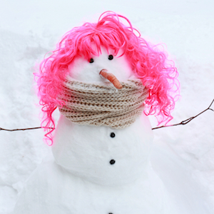"Credit: <a href=""http://www.shutterstock.com/pic-244748629/stock-photo-funny-snowman.html"">Shutterstock</a>"