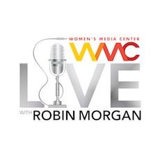 Caption: WMC Live with Robin Morgan