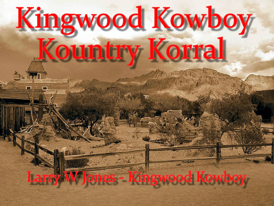 Caption: Kingwood Kowboy Kountry Korral, Credit: Larry W Jones
