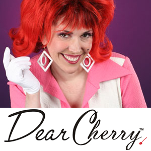 Caption: Dear Cherry Capri PRX Radio Show, Credit: Photo by Taso Papadakis