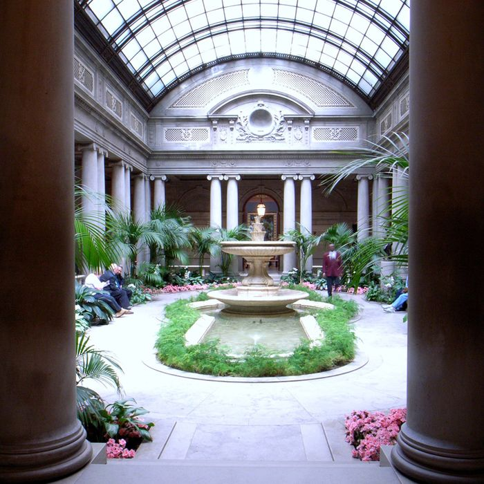 Caption: The Frick Collection, Credit: simonrudkin/flickr