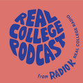 Caption: Radio K : Real College Podcast