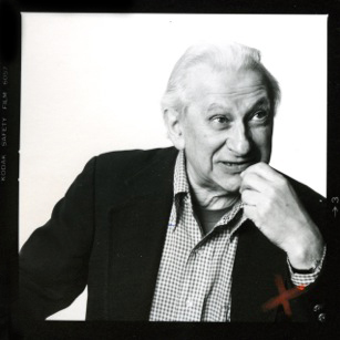 Caption: Studs Terkel